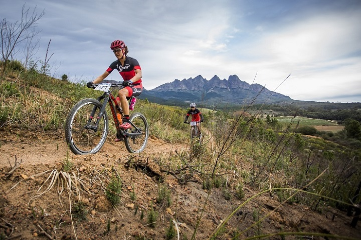 Swiss star Ariane Luthi will make her first appearance in the PwC Great Zuurberg Trek