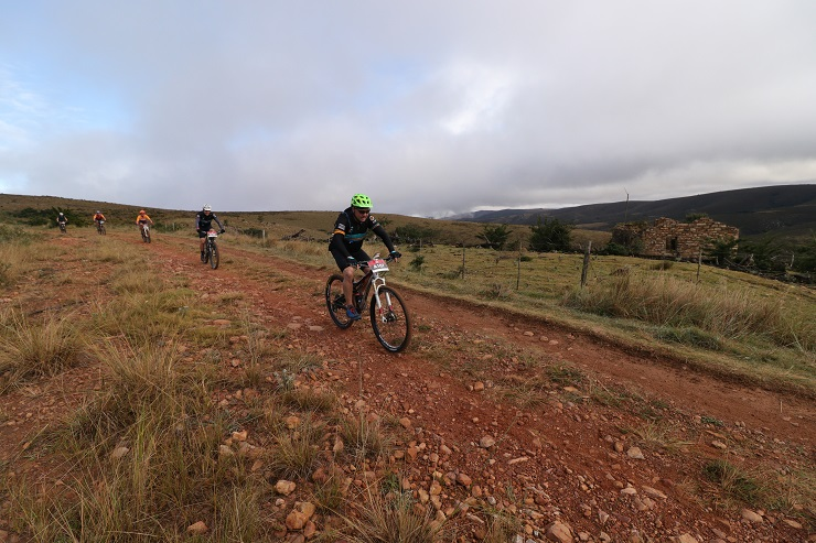 Cyclists who rode in the 2018 PwC Great Zuurberg Trek